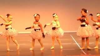 Thank Heaven for Little Girls - (Marley & Tuesday) dance recital