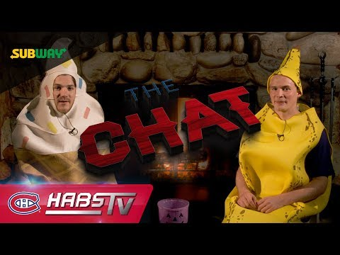 The CHat: Halloween Edition
