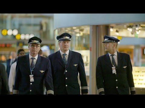SAS pilotene