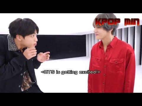 JIN (진 BTS) is still a baby