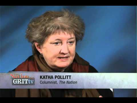GRITtv: Katha Pollitt: The Appeal of Palin