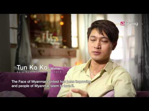 The Road to Seoul - Ep04C03 2013 Asia New Star Model Contest's final winner_Tooncoco
