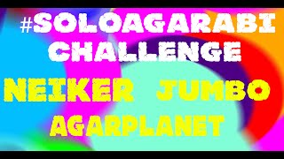 I Accept DG Gaming #SOLOAGARABI Challenge and i Nominate ★ NeiKer ★ AgarPlanet ★ Jumbo ! 355 SCORE!