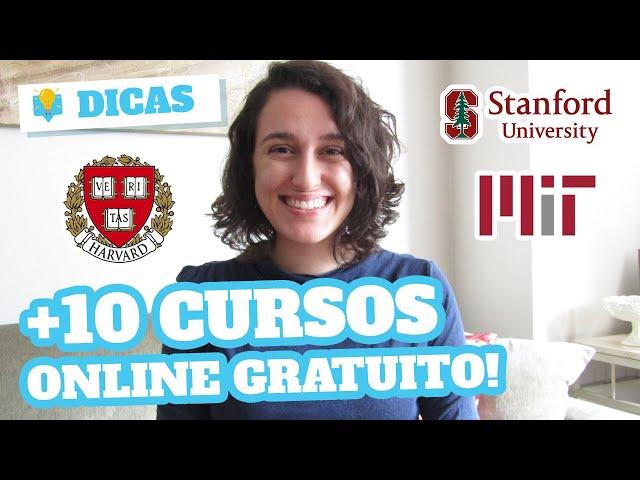 COMO FAZER UM CURSO DE HARVARD, STANFORD OU MIT DE GRAÇA? | 3 PLATAFORMAS DE CURSOS ONLINE GRATUITOS