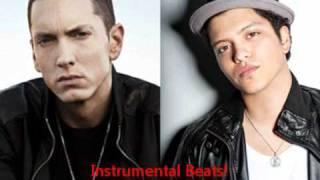 Eminem & Royce 5'9 ft. Bruno Mars - Lighters (Instrumental beat)