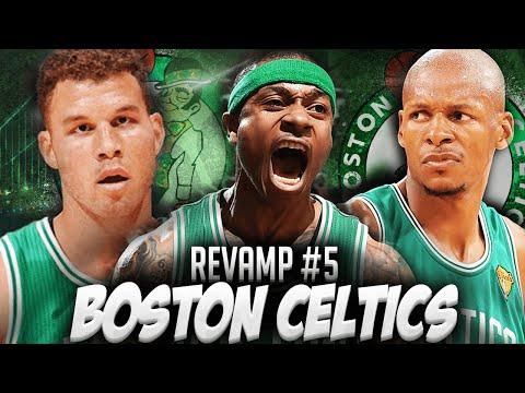 NBA2K16 MyLEAGUE - Rebuilding the Boston Celtics! Blake Griffin Trade? Wiggins? Durant?