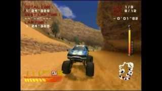 4 Wheel Thunder (Dreamcast): Atlas Daylight