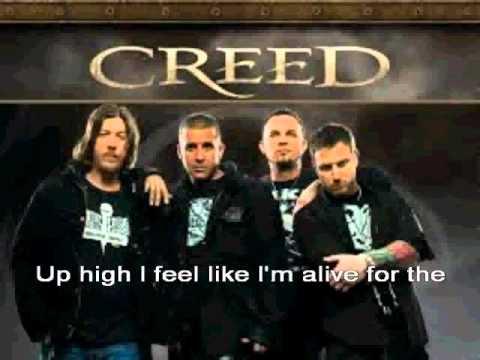 Creed - Higher (Karaoke Lyrics)