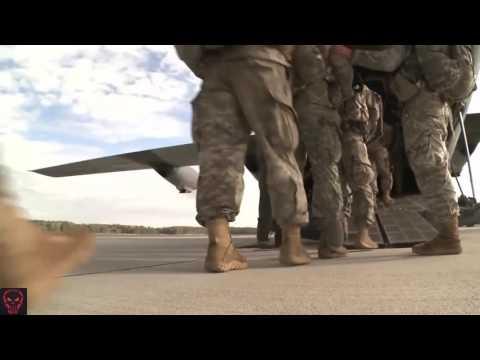 Military | C-130 Hercules Troop Transport: Latvia To Germany