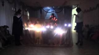 2222 Детский сад № 87 Танец с фонариками,  Ярославль