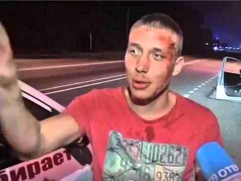 Дтп и аварии : Веселые чешские барышни на «жуке»