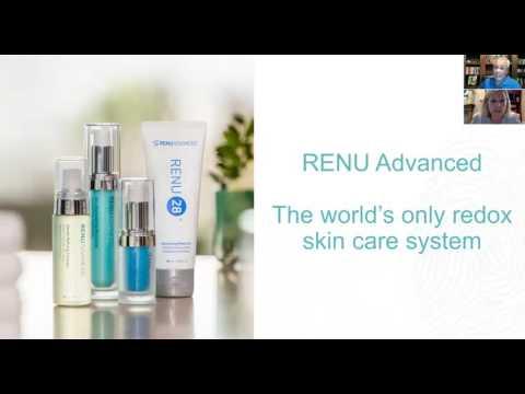 RENU ADVANCED Product Training, Becky Cox VP Global Marketing