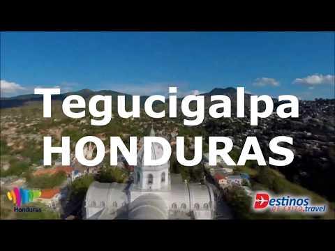 Tegucigalpa & Gran San Salvador Centroamérica