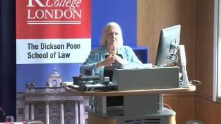 TLSI 2016 Keynote Lecture: Professor Saskia Sassen