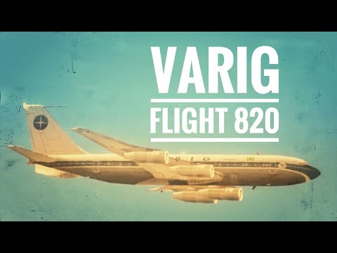 "FSX - ""Dying in the Flames"" (Varig Flight 820)"