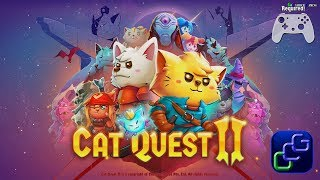Cat Quest II Apple Arcade Walkthrough Gameplay