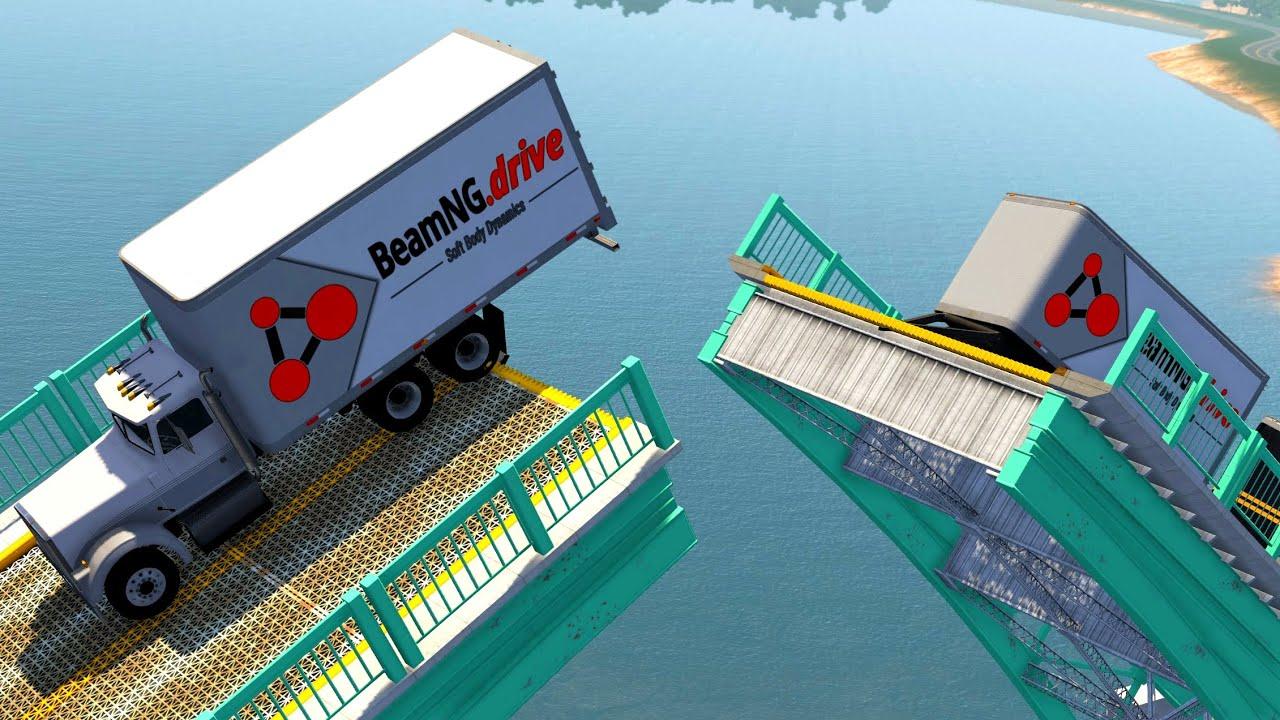 Bridge Accidents 3 | BeamNG.drive