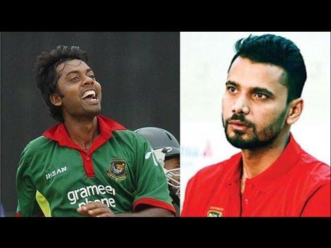 মাশরাফি আমার আরেকটা ভাই !!! একি বললেন সৈয়দ রাসেল ??? Bangladesh Cricket News