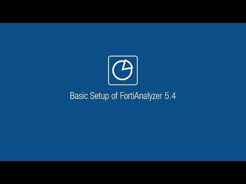 Basic Setup Of Forti Yzer