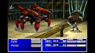 Final Fantasy VII PC Re-Release Gameplay Commentary (Part 2)