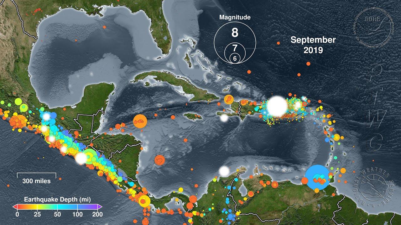 Jamaica earthquake: Magnitude 7.7 earthquake strikes off the coast ...