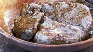 【まずいわけがない】牛肉のバルサミコソース【難易度C】