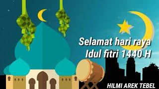 Download Tutorial Cara Membuat Ucapan Selamat Hari Raya Idul Fitri 2019 / 1440 H    Tutorial Kinemaster