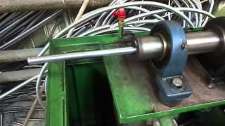 Гофрирование тонкостенной нержавеющей трубы(, 2015-08-07T10:54:04.000Z)