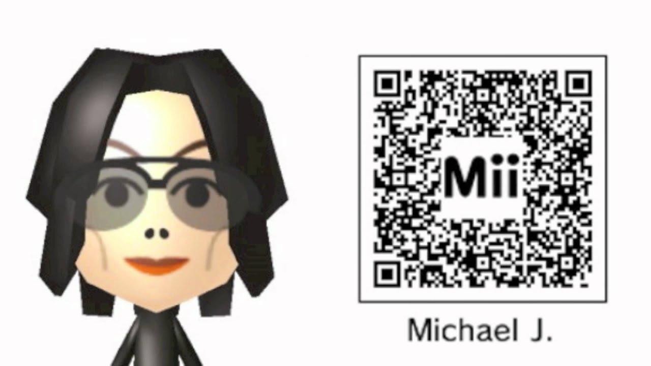 Dantdm Qr Code Mii List: Mii QR Codes Pack 9