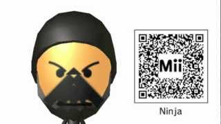 Mii QR Codes Pack 9 — They're Back!