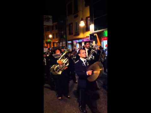 Banda de Laviana: Himno de la Virgen del Otero