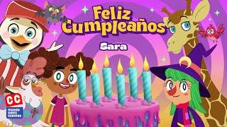 Feliz Cumpleaños Sara - Canticuentos