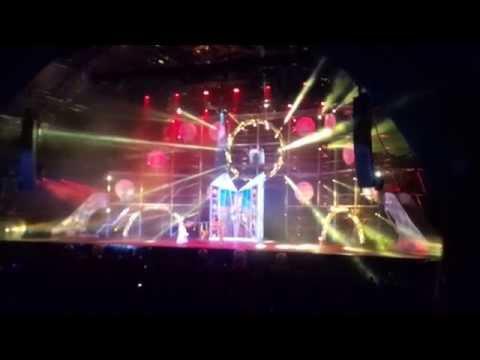El Cirque du Soleil espectáculo STORIA, Scalada del 2015 en Andorra al aire libre, gratuito y único