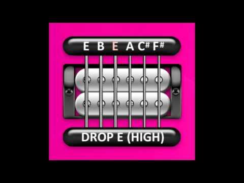 Perfect Guitar Tuner (Drop E - High)