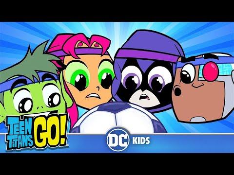 Teen Titans Go! |Sports Day!