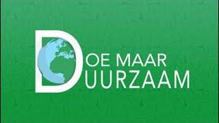 Doe Maar Duurzaam 11 april 2020; Medische Innovaties (Zorg)