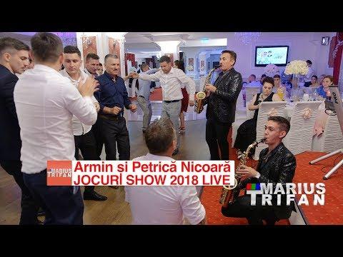 Armin si Petrica Nicoara - Colaj Jocuri la Severin 2018 LIVE nunta Alisa si Octavian