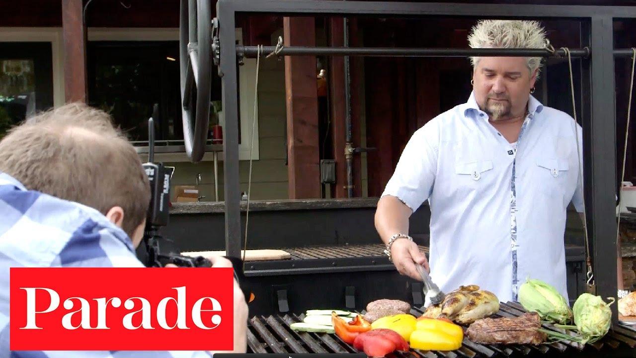 guy fieri backyard home design inspirations