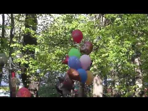 9 Мая 2018 года парк Толстого Химки