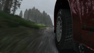 Dirt Rally - A Rainy Day in Wales