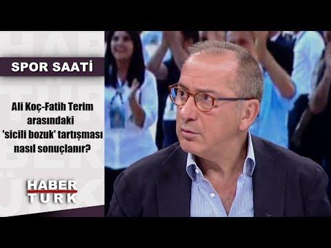 Spor Saati - 24 Eylül 2019 (Ali Koç-Fatih Terim arasındaki sicili bozuk tartışma