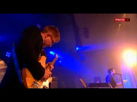 Delphic - Clarion Call & Doubt Live at Reading Festival 2010