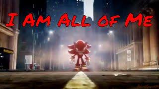 Shadow The Hedgehog AMV I Am All Of Me