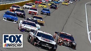 Larry Mac: 'Pump the brakes. Don't judge this rules package after just two races.' | NASCAR on FOX