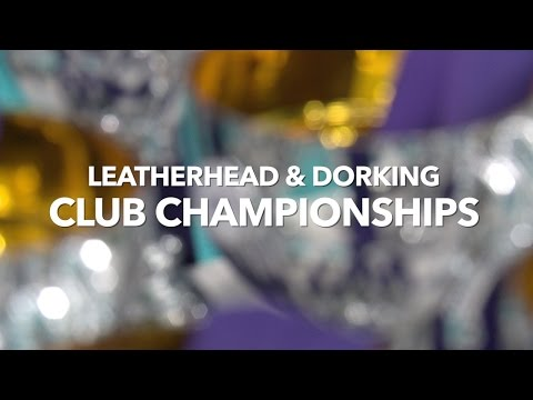 Leatherhead & Dorking Gymnastics Club Competiton 2015