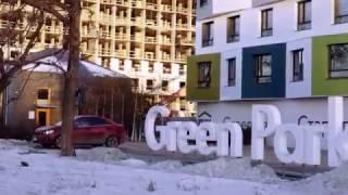 ЖК «Green Park (Грин Парк)», г. Москва, январь 2017
