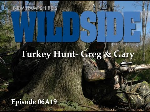Greg Kretschmar - NH Wild Side: My Turkey Hunting Trip with NWTF and Gary Spaulding!