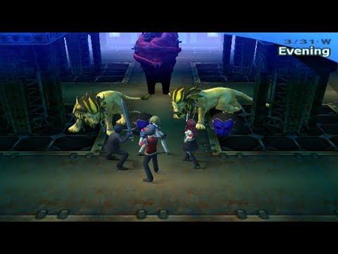 Persona 3 Fes The Answer: Part 9 - Road to El Dorado... Beasts