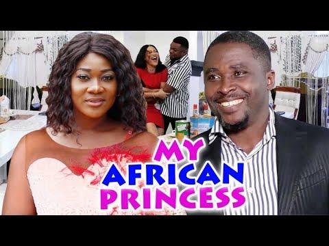 Download My African Princess Season 5&6 -  Mercy Johnson 2019 Latest Nigerian Nollywood Movie Full HD