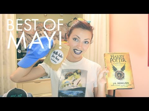 May Favorites - Podcasts, Pets, & Style!